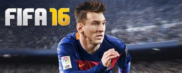 Messi no sería la portada de FIFA 17.