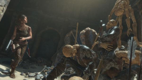 Rise of the Tomb Raider para PC: Revelan fecha de lanzamiento