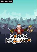 Scrap Mechanic PC Game Español (Early Access)