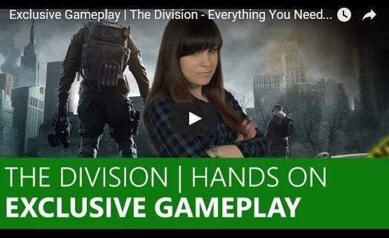 The Division: Publican nuevo gameplay