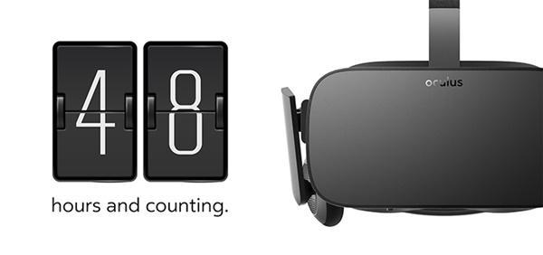 Ya tenemos fecha para reservar el Oculus Rift.