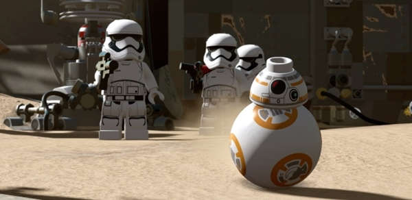 Anunciado el desarrollo de Lego Star Wars: The Force Awakens
