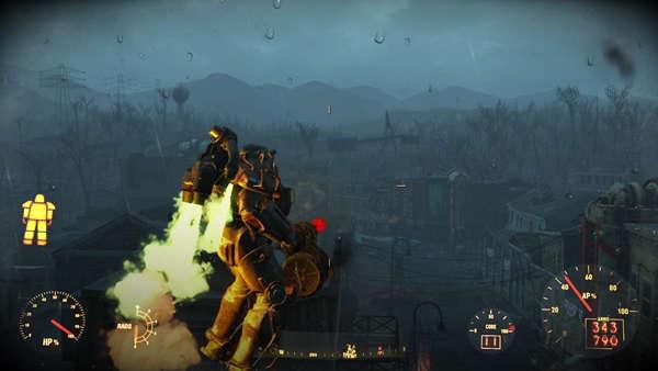 Disponible la actualización 1.3 para Fallout 4