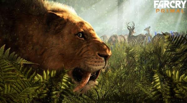 Far Cry Primal: Filtran primeros 7 minutos del juego