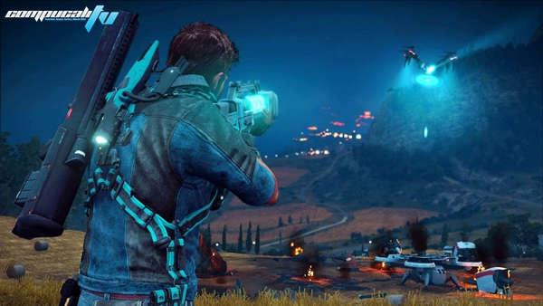 Just Cause 3: DLC Sky Fortress estará llegando en marzo
