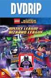 Liga de la Justicia Lego: Batalla Cósmica DVDRip Latino