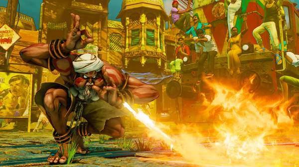 Modo historia gratuito de Street Fighter V durará entre 1 y 2 horas