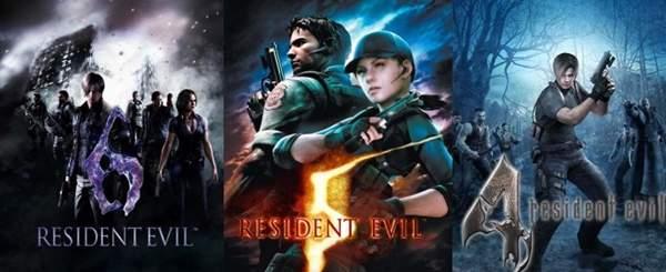 Resident Evil 4, 5 y 6 llegarán para PS4 y Xbox One este año