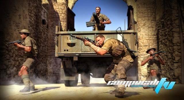 Sniper Elite 4 estaría próximo a ser anunciado