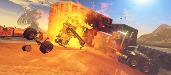 Stainless Games anuncia Carmageddon: Max Damage