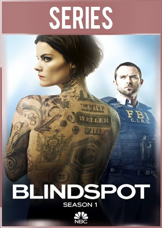 Blindspot Temporada 1 Completa HD 720p Latino Dual