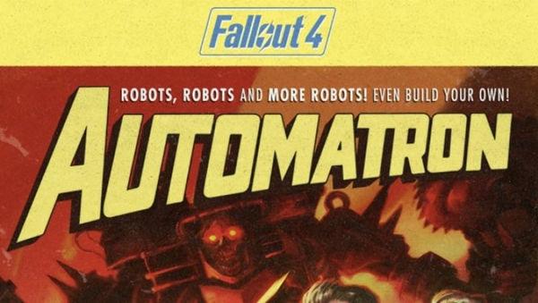 Automatron, primer DLC de Fallout 4 llega el 22 de marzo
