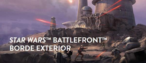 Filtran Fecha y Precio de Star Wars Battlefront: Border Exterior