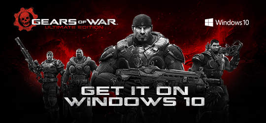 Gear of War: Ultimate Edition ya está disponible para Windows 10