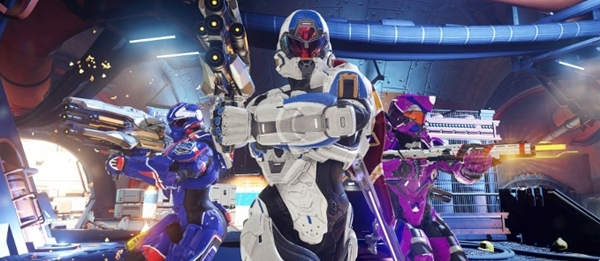 Halo 5: Guardians. Video muestra modo cooperativo Warzone Firefight