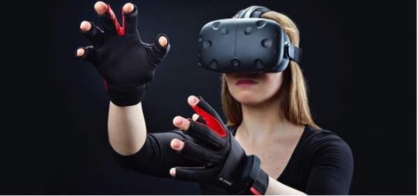 Manus VR presenta su guante periférico con soporte HTC Vive