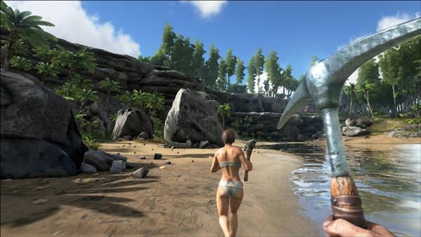 ARK: Survival Evolved crece y se retrasa lanzamiento de su versión final