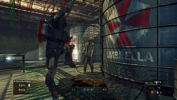 Capcom retrasa lanzamiento de Umbrella Corps hasta el 21 de junio
