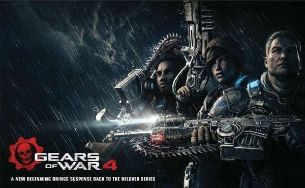 Gears of War 4 será lanzado el 11 de octubre