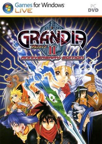 Grandia II HD Remaster (2015) PC Full