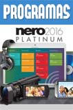 Nero 2016 Platinum Version 17.0 Full Español