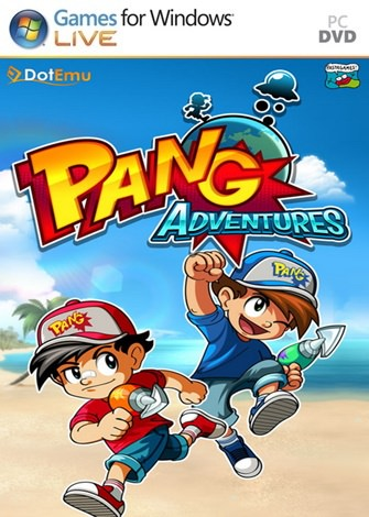Pang Adventures PC Full Español