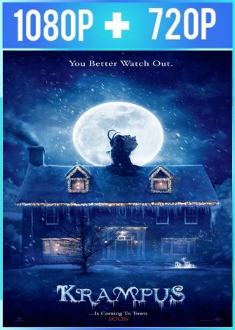 Krampus (2015) 1080p HD Latino