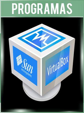 VirtualBox Versión 5.2.18 Español