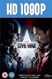 Capitán América: Civil War HD 1080p