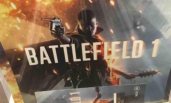 EA y Dice confirman que Battlefiel 1 es el nuevo Battlefield