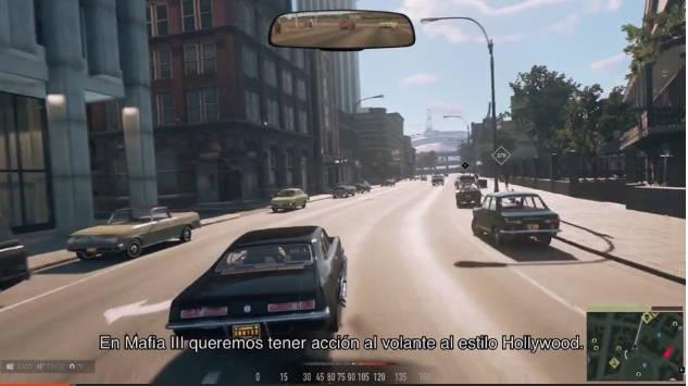 Mafia III viene con coches de Hollywood de los años 60