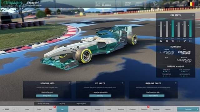 Motorsport Manager estará llegando para PC en septiembre