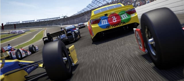 Nascar llega a Forza Motorsport 6 con 24 nuevos vehículos