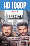 Special Correspondents (2016) HD 1080p Latino