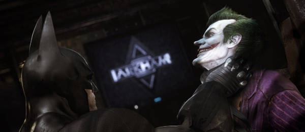Vienen Batman: Arkham Asylum y Arkham City para PS4 y Xbox One