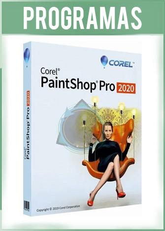 Corel PaintShop Pro 2020 Español Versión 22.0