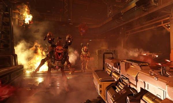 Doom: Segunda actualización gratuita será liberada el 29 de julio