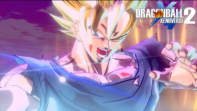 Dragon Ball Xenoverse 2 será liberado el 28 de octubre