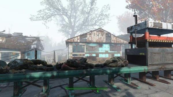 Fallout 4: Mod de último DLC recuerda a Cuando el destino nos alcance