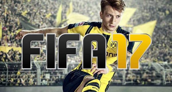 Marco Reus es la portada de FIFA 17