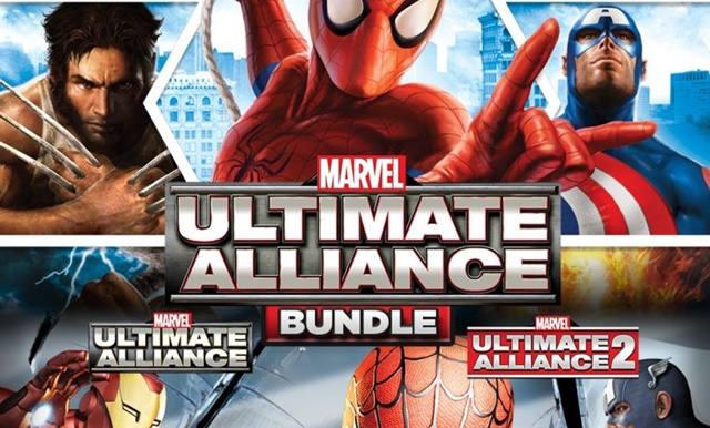 Marvel Ultimate Alliance 1 y 2 remasterizado para PC, Xbox One y PS4