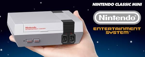 Nintendo lanzará mini réplica de NES con 30 juegos preinstalados