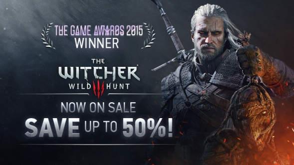 The Witcher 3 contará con edición Juego del Año