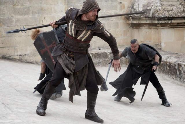 Ubisoft no espera ganar mucho dinero con película de Assassin's Creed