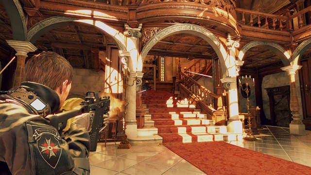 Umbrella Corps tendrá DLC gratuito basado en la Mansión Spencer