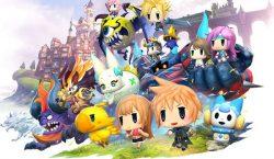 Portada de World of Final Fantasy: Square Enix anuncia edición para coleccionistas