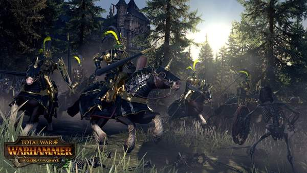 Anuncian Nuevo DLC de Total War: Warhammer, The Grim and The Grave