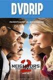 Buenos Vecinos 2 DVDRip Español Latino (2016)