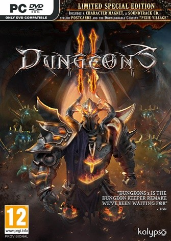 Dungeons 2 Complete Edition PC Full Español