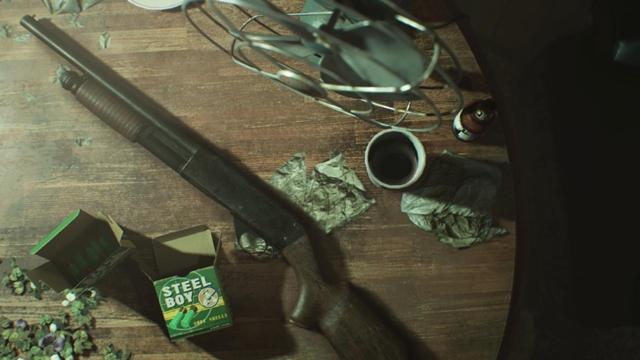 ESRB da detalles de Resident Evil 7. Argumento y armas al descubierto